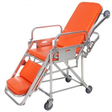 Camilla de carga automática para ambulancia